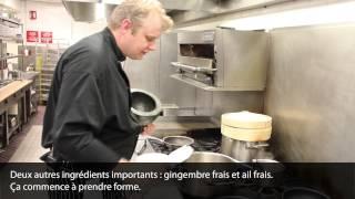Chef John Morris cooks Mapo Dofu | Le chef John Morris cuisine un Mapo Dofu