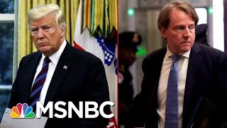 'You Don't Have To Complete The Crime Of Obstruction To Be Culpable Of It' | Deadline | MSNBC