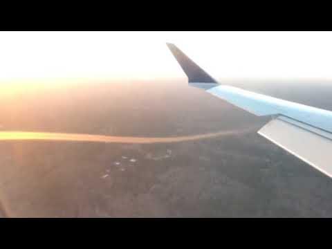 Columbus to raleigh flight view