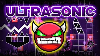 Geometry Dash Demon [Very Hard] - UltraSonic - by ZenthicAlpha & More!