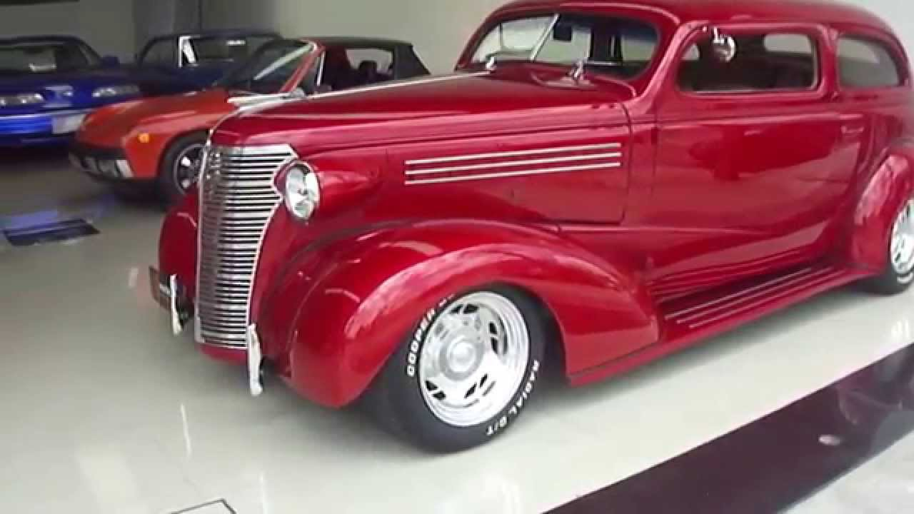 Marin Olds Chevrolet 1938 Hot Rod Youtube