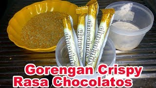 Cara Memasak Chocolatos Goreng Crispy
