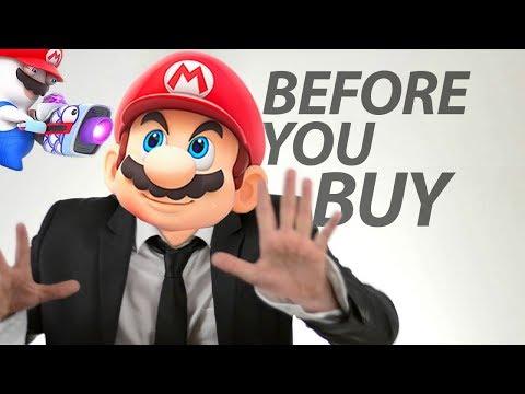 Mario + Rabbids Kingdom Battle - Before You Buy
