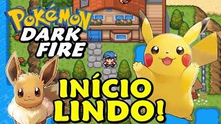 Pokemon DarkFire (Hack Rom - GBA) - O Início