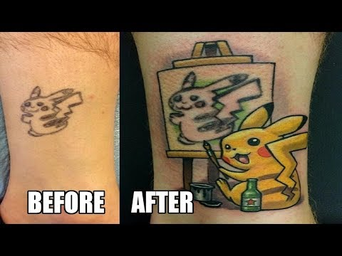 Thats How You Cover Up a Tattoo