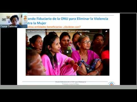 UN Trust Fund Training - Modulo 1 - Introduccion al Fondo Fiduciario de la ONU