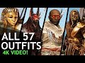 Assassin S Creed Origins All Outfits In 4k 57 Of Them mp3