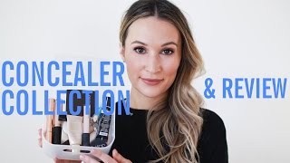 Concealer Review - Top Picks & Disappointments   ttsandra thumbnail