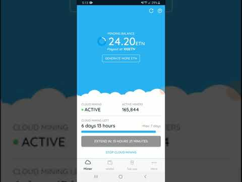 Electroneum Mobile Mining App Review