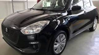 ALL NEW SUZUKI SWIFT 2019 - BLACK Video