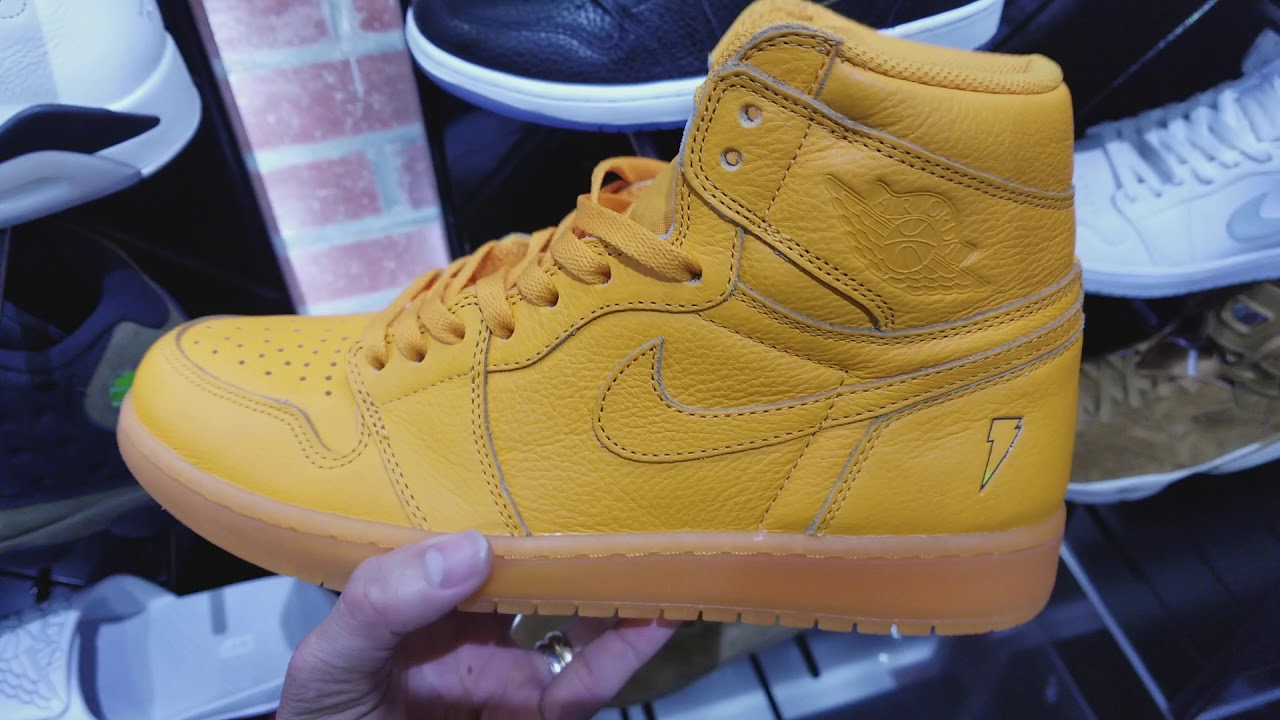 detailed pictures 6d0b6 74dc6 NIKE Air Force 1 AF1 Gatorade + Air Jordan Retro 1 + Shoes Kicks Sneakers!  2 5 2018