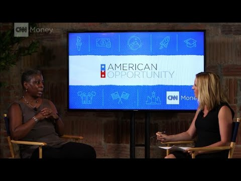 Ursula Burns: From public housing to CEO