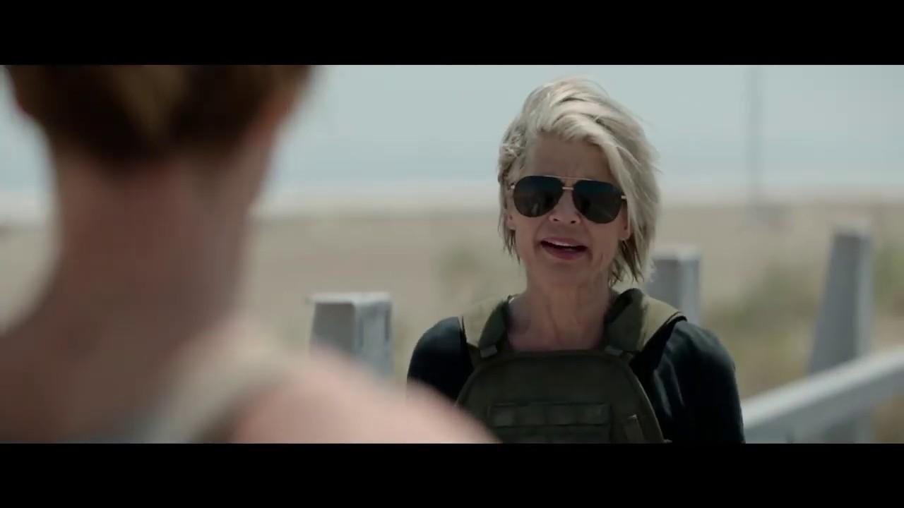 Download Terminator Dark Fate Trailer 2019 MoviesMania