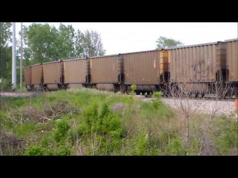 CRANDIC coal emptys 5-25-14
