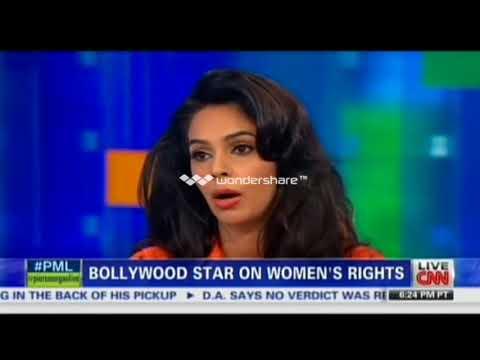 Bollywood star Mallika Sherawat Interview   CNN