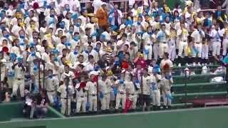 福岡大会4回戦 柳川高vs西日本短大付.