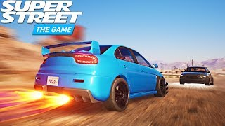 Super Street The Game: Review - The Beginning of something GREAT!!