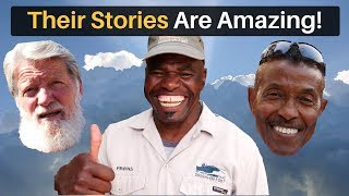 Their Stories Are Amazing! (3 Inspiring People)
