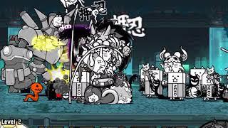 The Battle Cats (2 Star, Eldritch Forces) Jojo Test
