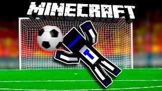 Играем в Футбол в Майнкрафте - FootBall