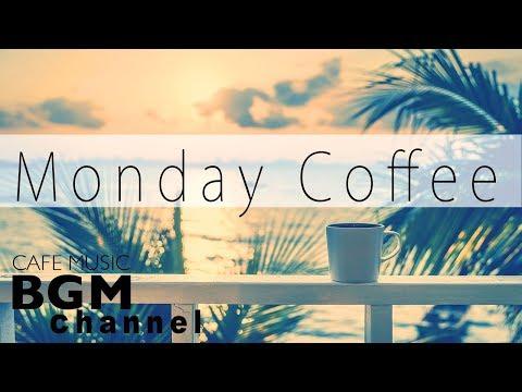 Morning Jazz Mix - Coffee Jazz & Bossa Nova Music - Saxophone & Jazz Hiphop - Monday Cafe Music