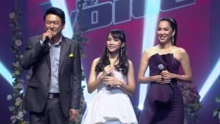 The Voice Thailand - บอส - สู่กลางใจเธอ - 7 Dec 2014