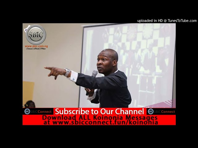 Power to Run [Laying off the Weight]-Part 1 Apostle Joshua Selman