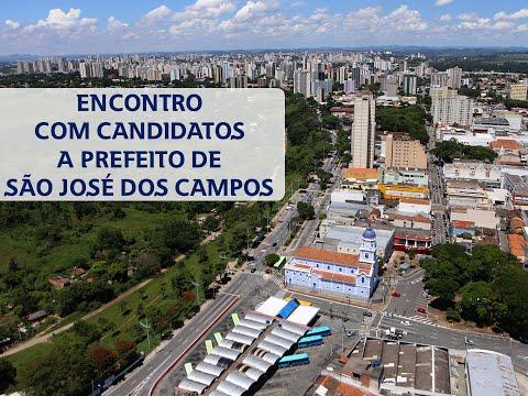 Encontro com candidatos a prefeito de São José dos Campos - Realizado dia 26-09-