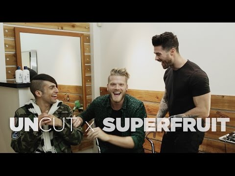 UNCUT: WINNING GRAMMYS | FT. SUPERFRUIT