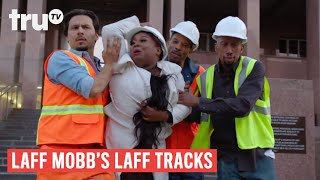Laff Mobb's Laff Tracks - Role Playing in Thigh-High Stiletto Boots ft. Correy Bell | truTV