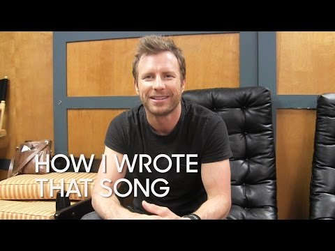 How I Wrote That Song: Dierks Bentley Black