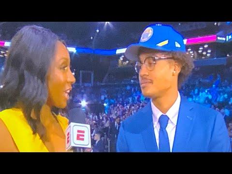 Jordan Poole Warriors NBA Draft 1st Rnd Pick, New Splash Brother, An Analytics Choice