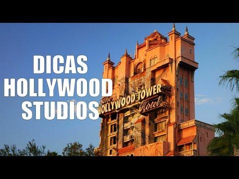 Dicas Disney's Hollywood Studios