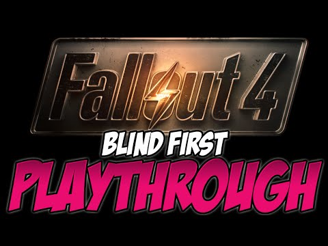 Fallout 4 Blind Playthrough | 11: There is No Spoon/ Settlement Epiphany