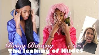 Being Bonang: Nicole Nyaba's Drama ( Parody)