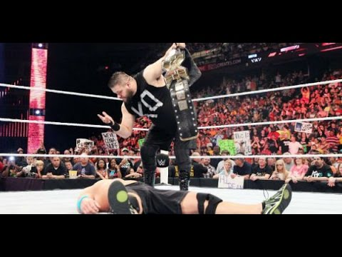 kevin-owens-makes-wwe-debut-5/18/2015-||-reaction