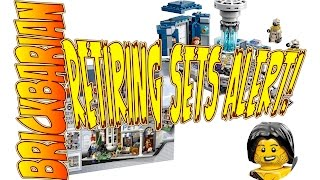 Lego Investing 101 Sets Retiring This Year!
