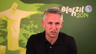Blahzil - Gary Lineker's favoขrite piece of World Cup punditry