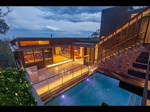 Home Design Ideas, Beautiful Hilltop Home