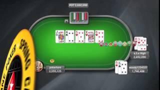 Spring Championship of Online Poker 2015 - Event 24-H $2,100 NLHE | PokerStars