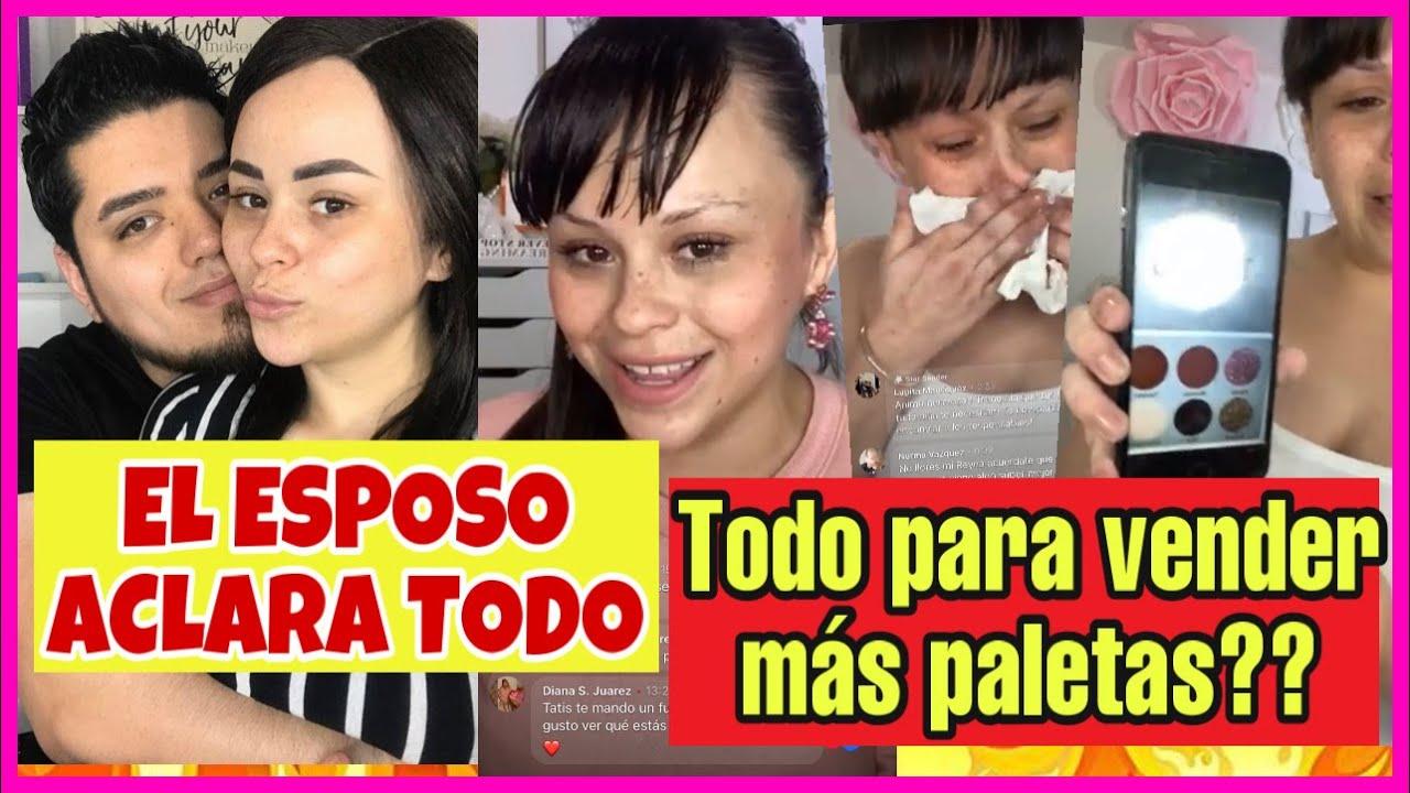 Download EXAGERO O MINTIO? ESPOSO DE TATTIS BEAUTY PRO CUENTA LO QUE EN VERDAD PASO   ¿TODO PARA VENDER?
