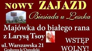 'Biesiada u Leszka' zaprasza