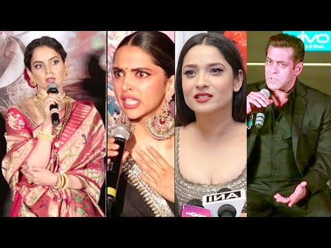 Bollywood Celebs Latest Reaction On Kangana Ranaut's Manikarnika Controversy Mp3