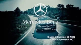 MERCEDES C63S AMG : Concept Bstore voiture de prestige