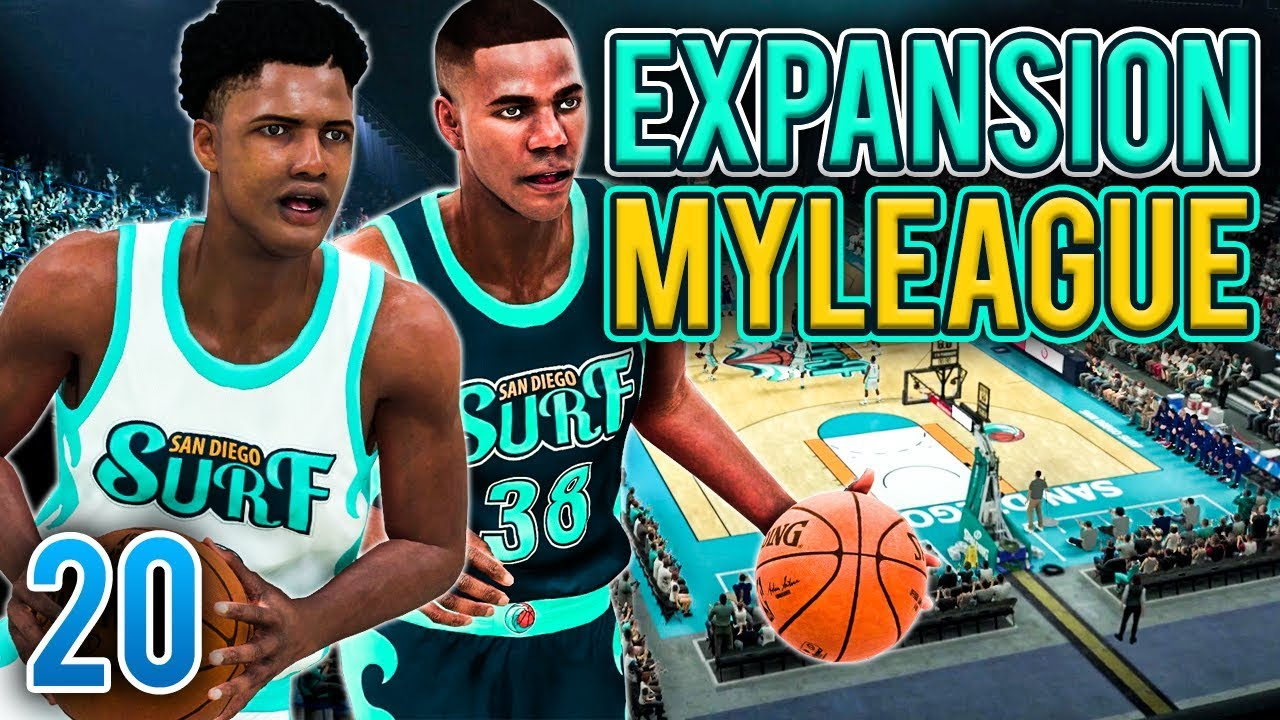 (Offseason) Can The Surf Find a Difference Maker? | NBA 2k19 MyLeague  Expansion - Ep 20