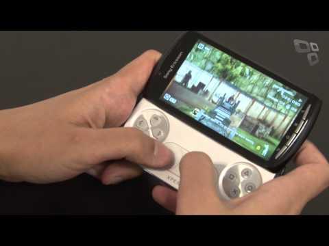 Análise de Produto - Xperia Play - Tecmundo