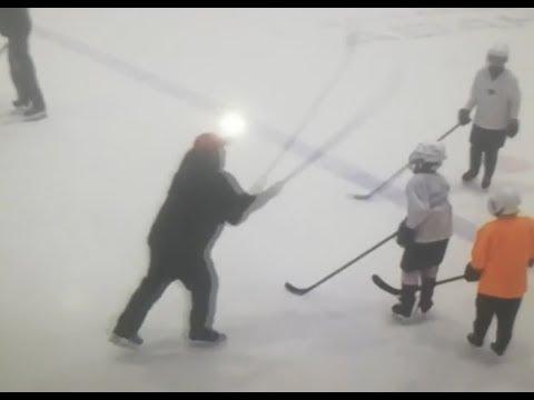 ТРЕНЕР ударил ребенка клюшкой по голове / ЛАРИОНОВ, КОЖЕВНИКОВ: реакция ветеранов