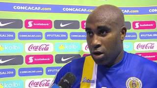 CFC 2016: Curacao vs Cuba Interviews