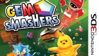 Gem Smashers Gameplay {Nintendo 3DS} {60 FPS} {1080p}