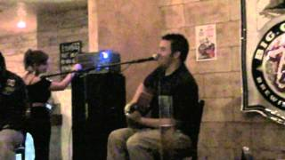 Jared Palazzolo live acoustic show  at the big cheese brewing company